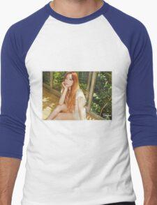 Kim Taeyeon - Autumn Vibes Men's Baseball ¾ T-Shirt