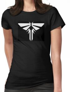 The Last Of Us - FireFlies Womens Fitted T-Shirt