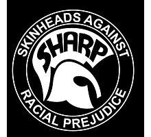 Skinhead Against Racial Prejudice Photographic Print
