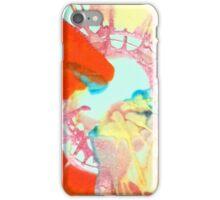 Spindle Splatter iPhone Case/Skin