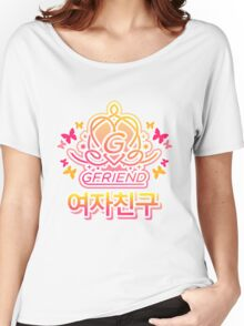 GFRIEND Navillera 1 Women's Relaxed Fit T-Shirt