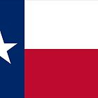 Flag of Texas by csmarshall