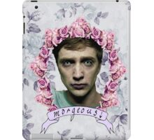 Kieren Walker (floral) iPad Case/Skin