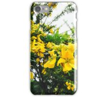 yellow is the colour! iPhone Case/Skin