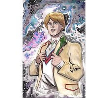 Doctor Who The 5th Doctor Photographic Print
