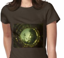 Nature Dawn Womens Fitted T-Shirt
