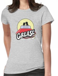 -MOVIES- Grease Womens Fitted T-Shirt