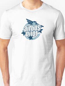 Airbus Pilot Unisex T-Shirt