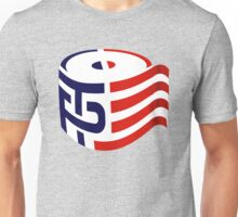 TP - Toilet Paper for America Unisex T-Shirt