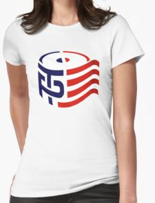 TP - Toilet Paper for America Womens Fitted T-Shirt