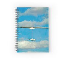 A Walk in the Clouds Spiral Notebook