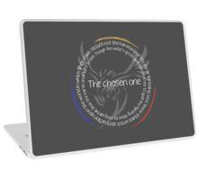The chosen one Laptop Skin