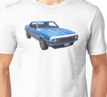1968 Chevrolet Camaro 327 Muscle Car Unisex T-Shirt
