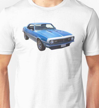 1968 Chevrolet Camaro 327 Muscle Car Unisex T-Shirt