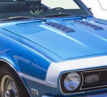 1968 Chevrolet Camaro 327 Muscle Car Sticker