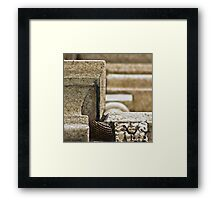 The Great Architects Framed Print
