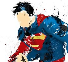 Superman by Hurleyy