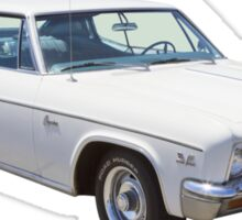 1966 Chevrolet Caprice 427 Muscle Car Sticker