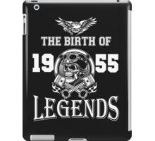 1955-THE BIRTH OF LEGENDS iPad Case/Skin