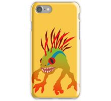 Flat Design Murloc iPhone Case/Skin