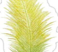 Vivienne's Feather Sticker