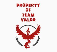 Property of Team Valor Unisex T-Shirt