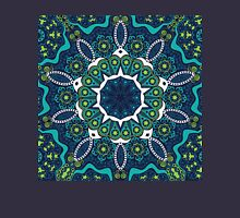 Ornamental blue pattern Unisex T-Shirt