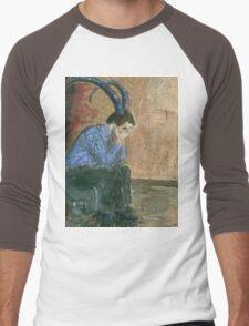 Piscean Men's Baseball ¾ T-Shirt