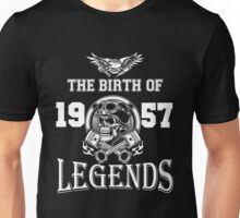 1957-THE BIRTH OF LEGENDS Unisex T-Shirt