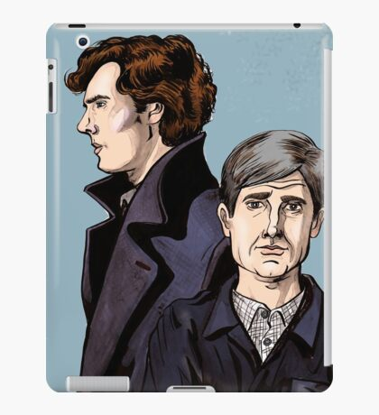 Consulting Detectives iPad Case/Skin