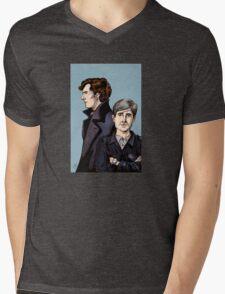 Consulting Detectives Mens V-Neck T-Shirt