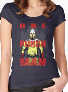 One Hero Women's Fitted Scoop T-Shirt