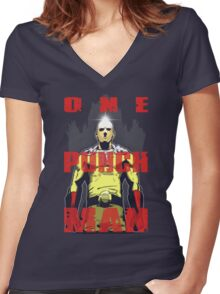 One Hero Women's Fitted V-Neck T-Shirt