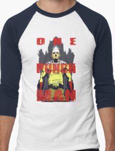 One Hero Men's Baseball ¾ T-Shirt