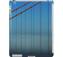 Golden Gate, San Francisco and the Moon iPad Case/Skin