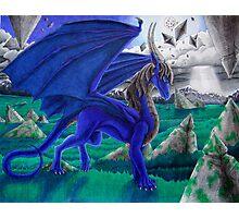Virulianna LuxNadra Dragoness Photographic Print