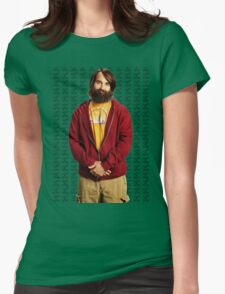 Last man on earth - Alive in Tucson Womens Fitted T-Shirt