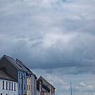 Houses on The Long Walk by stormygt