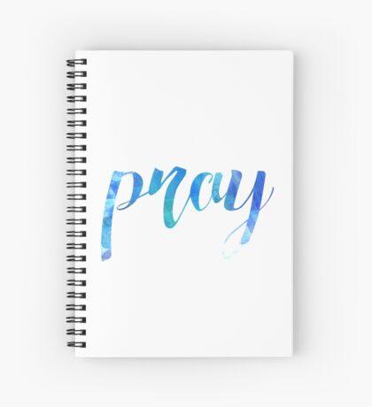 Pray Spiral Notebook