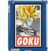 (MANGA) Goku iPad Case/Skin