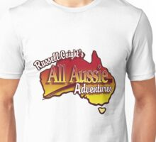 Russell Coight - All Aussie Adventures Logo Unisex T-Shirt