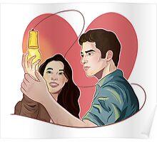 Scott & Kira Poster