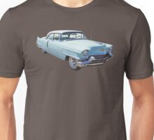 1956 Sedan Deville Cadillac Luxury Car Unisex T-Shirt