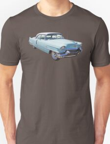1956 Sedan Deville Cadillac Luxury Car T-Shirt