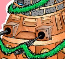 Tinsel Dalek Sticker
