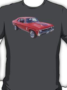 1969 Chevrolet Nova Yenko 427 Muscle Car T-Shirt