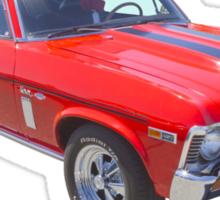 1969 Chevrolet Nova Yenko 427 Muscle Car Sticker