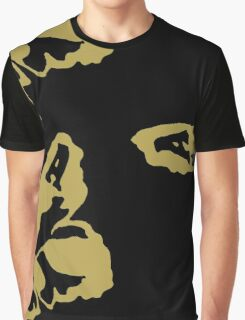 The Avalanches - Gold Wildflower Butterfly Graphic T-Shirt