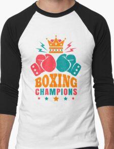 Boxing Men's Baseball ¾ T-Shirt