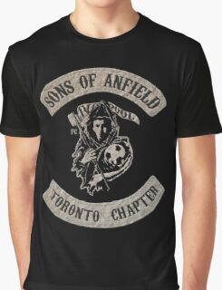 Sons of Anfield - Toronto Chapter Graphic T-Shirt